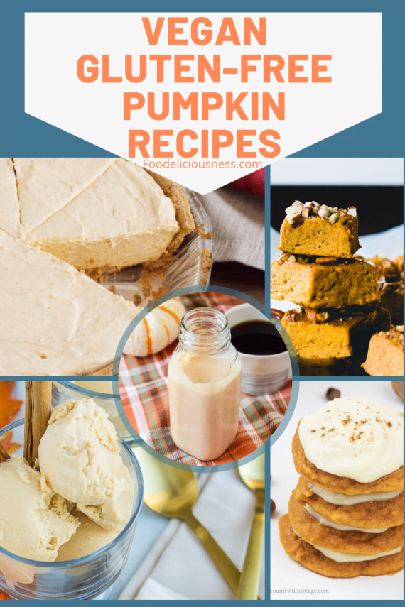 Vegan Gluten Free Pumpkin Recipes
