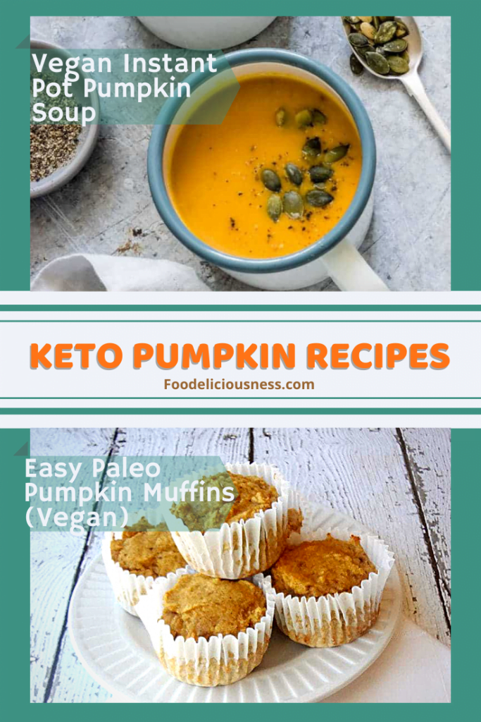 Vegan Instant Pot Pumpkin Soup Easy Paleo Pumpkin Muffins Vegan
