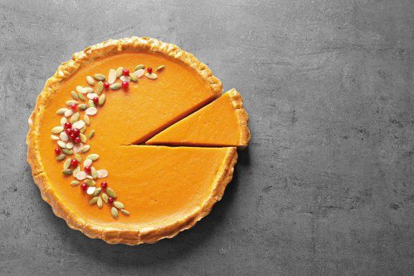 Vegan Pumpkin Pie 2 600x400