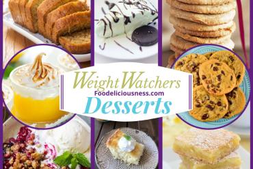 Weight Watchers Desserts