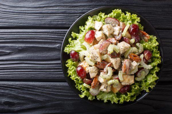 Whole30 Chicken Salad 600x400