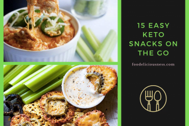 15 Easy Keto Snacks on the Go featured