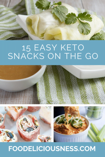 We are bringing you 15 healthy keto snacks: sweet & savory keto snacks, even the keto snacks you can bring for work. These keto snacks on the go are going to amaze you! #Easyketosnacks #EasyKetoSnacksontheGo #SweetKetoSnacks #KetoSnacksforWork @foodeliciousness