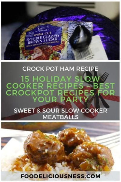 15 Holiday Slow Cooker Recipes – Best Crockpot Recipes for Your Party2