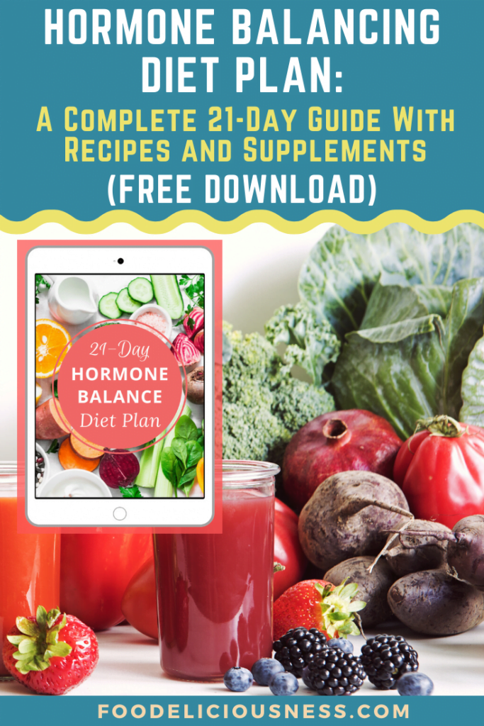 21 day Hormone Balancing Diet Plan