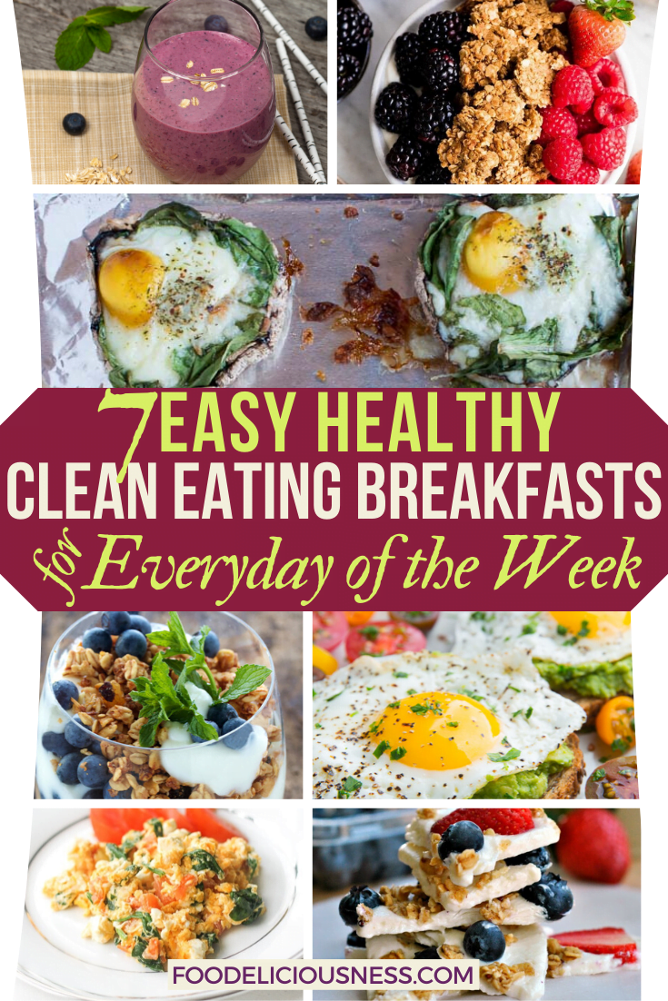 Healthy Clean Eating Breakfast every day will certainly leave you energized for the day ahead and also help you avoid any unhealthy meal choices. Indeed it is always known that breakfast is one of the most important meals of the day. Unless, of course, if you are on an Intermittent Fasting. #Cleaneatingbreakfast #easyhealthbreakfast #easyhealthycleaneatingbreakfast #Foodeliciousness