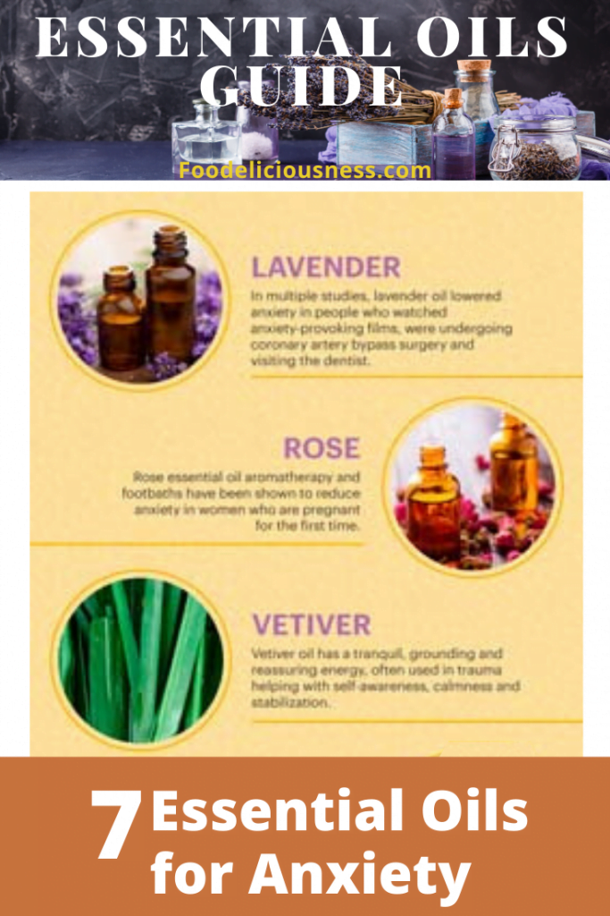 7 Essential Oils for Anxiety 1