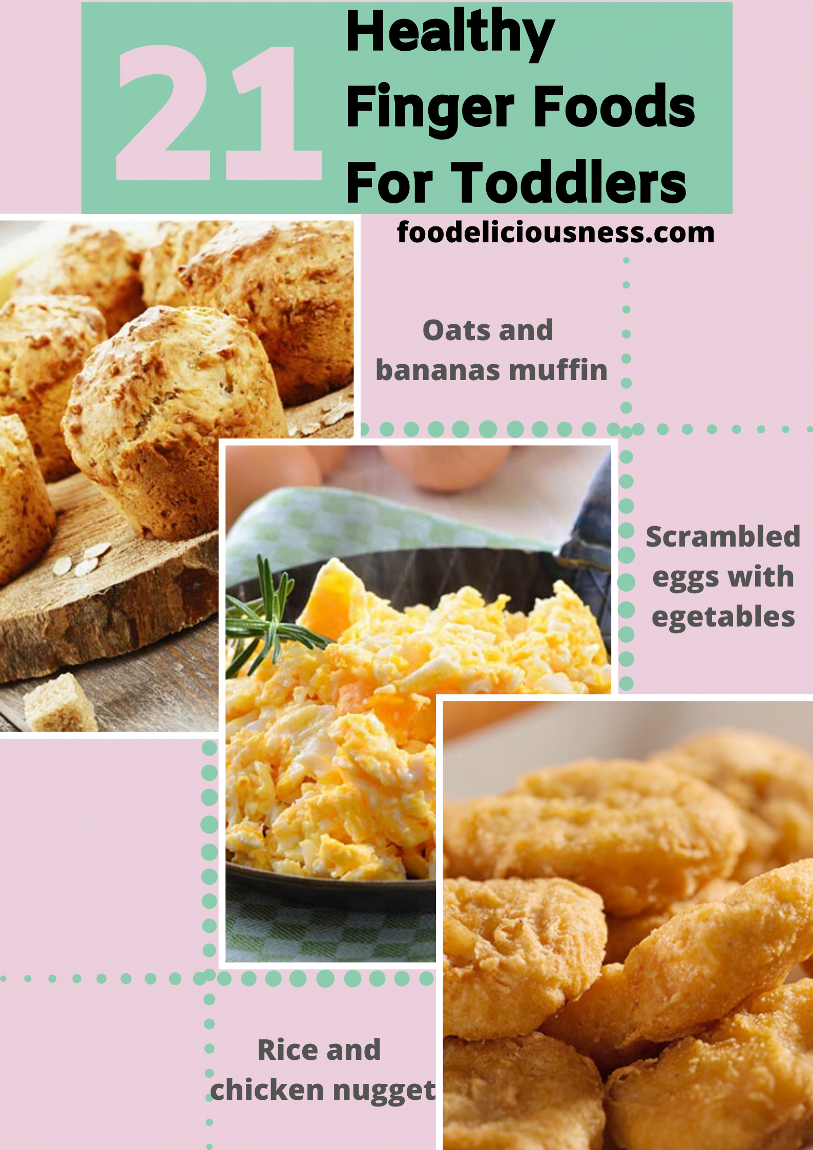 21 healthy finger foods for toddlers 8