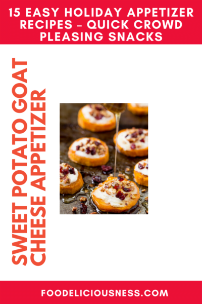 8 15 Easy Holiday Appetizer Recipes – Quick Crowd Pleasing Snacks