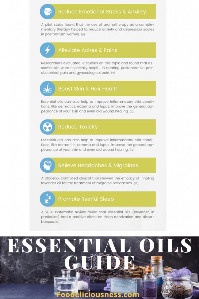Benefits Essential Oils 2