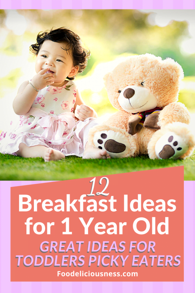 Breakfast Ideas for 1 yr old