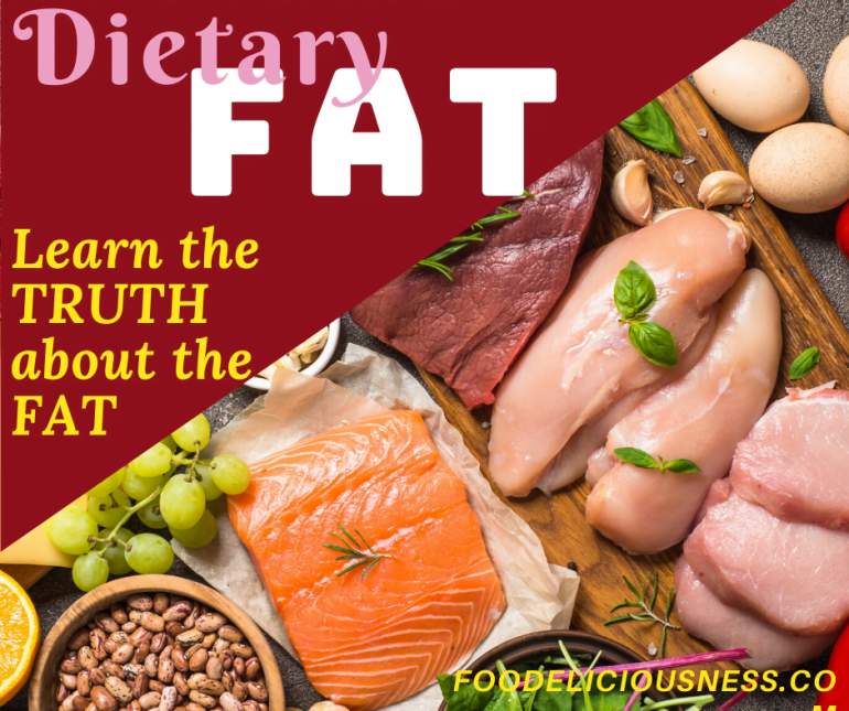 Dietary Fat Learn the truth about the fat