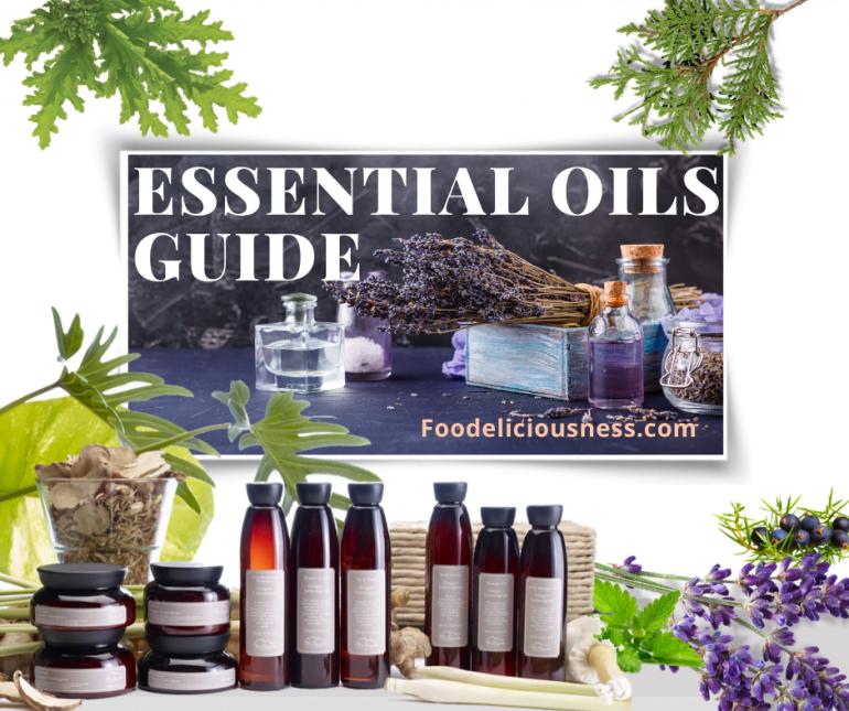Essential Oils Guide 6
