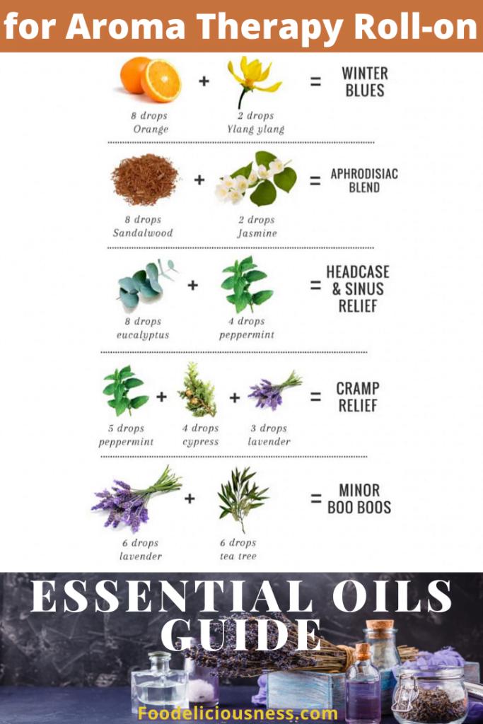 Oils blends 2