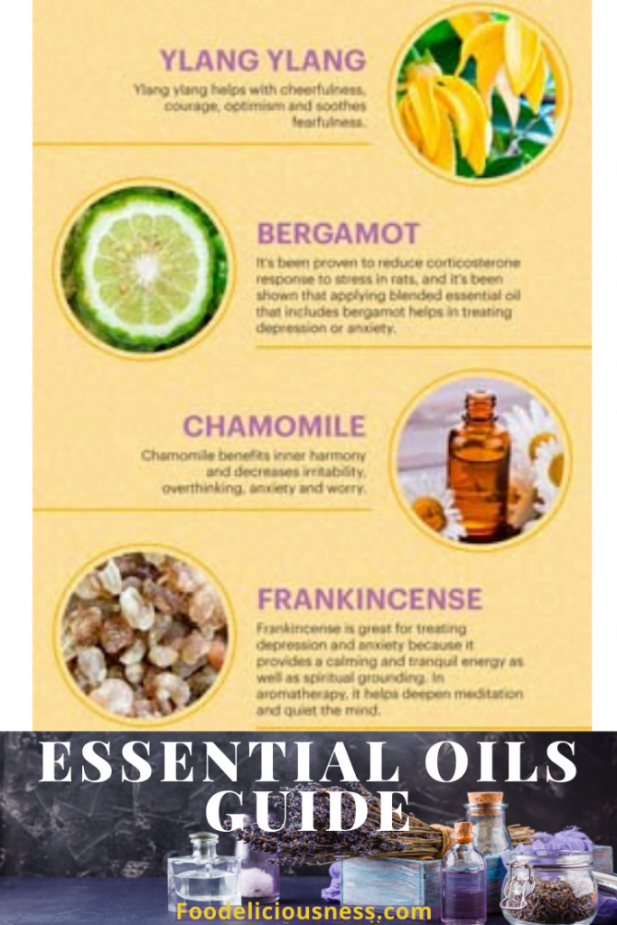Essential Oils for Anxiety 2
