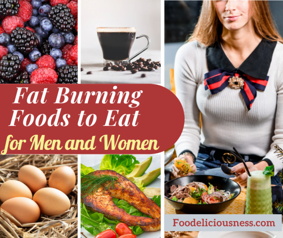 Fat Burning Foods to Eat