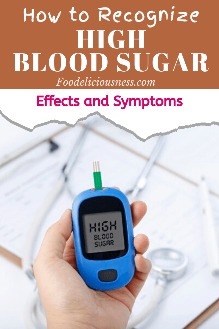 A lot of people may have not known or recognize High Blood Sugar is.There are millions of people living with diabetes, the condition that occurs when your blood sugar is too high, either as a result of insulin resistance (in the case of type 2 diabetes) or as a result of your pancreas not making any or enough insulin (in the case of type 1 diabetes), and moreover, a lot of them didn't know they have the disease. #highbloodsugar #highbloodsugarsymptoms #Highbloodsugareffects @Foodeliciousness