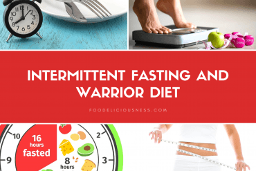 Intermittent fasting and warrior diet featured