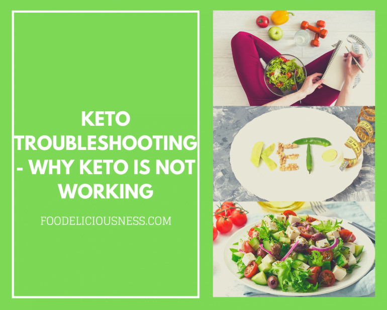 Keto troubleshooting why keto is not working featured