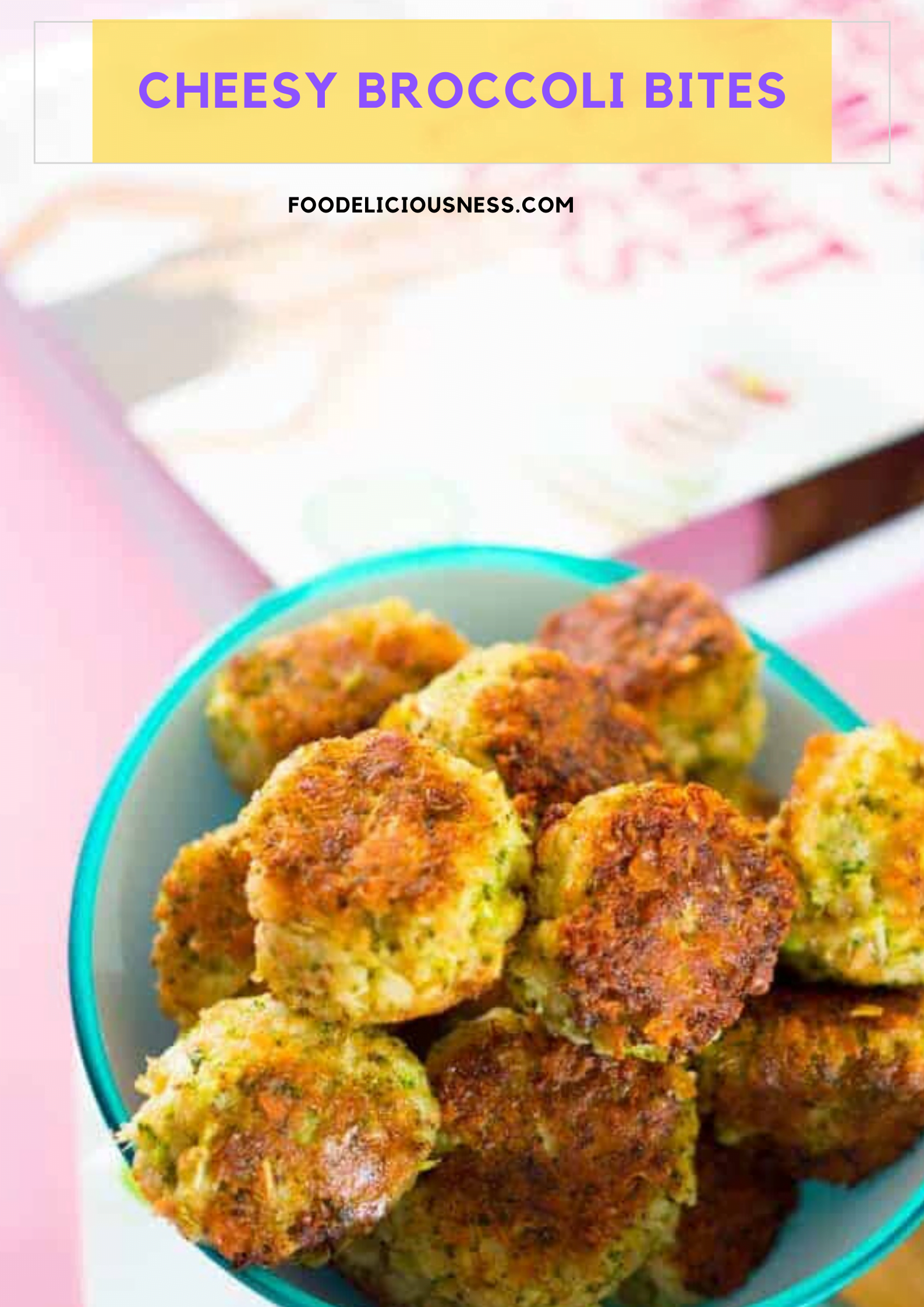 cheesy broccoli bites 3