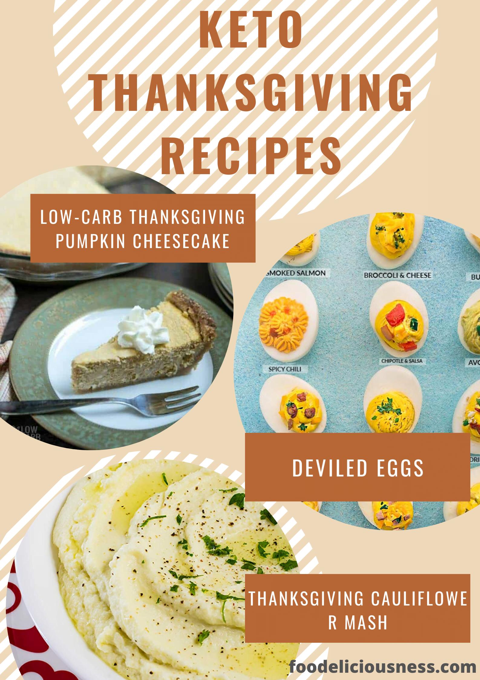 keto thanksgiving recipes 2
