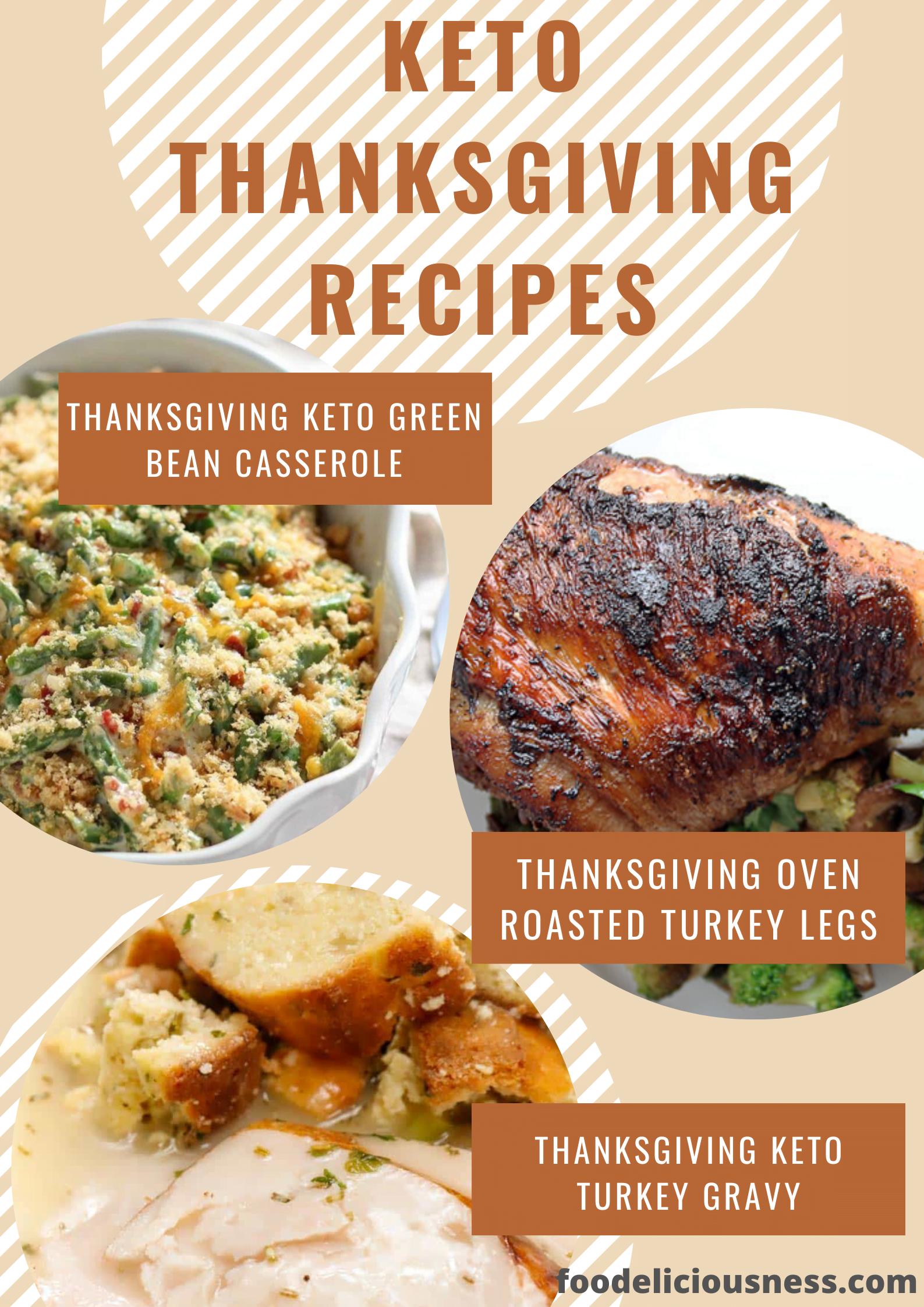 keto thanksgiving recipes 3