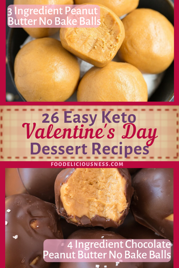 3 Ingredient Keto Peanut Butter No Bake Balls 4 Ingredients Chocolate Peanut Butter No Bake Ba