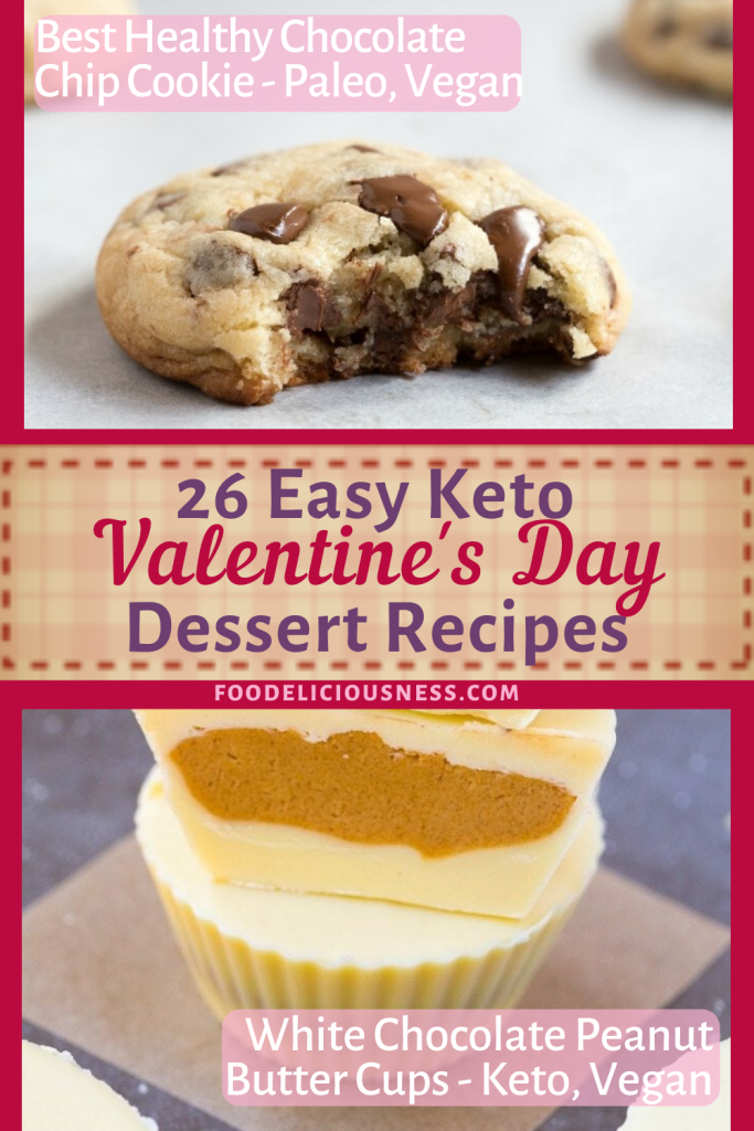 7 Best Healthy Chocolate Chip Cookie Recipe and WHITE CHOCOLATE PEANUT BUTTER CUPS Keto vegan dai