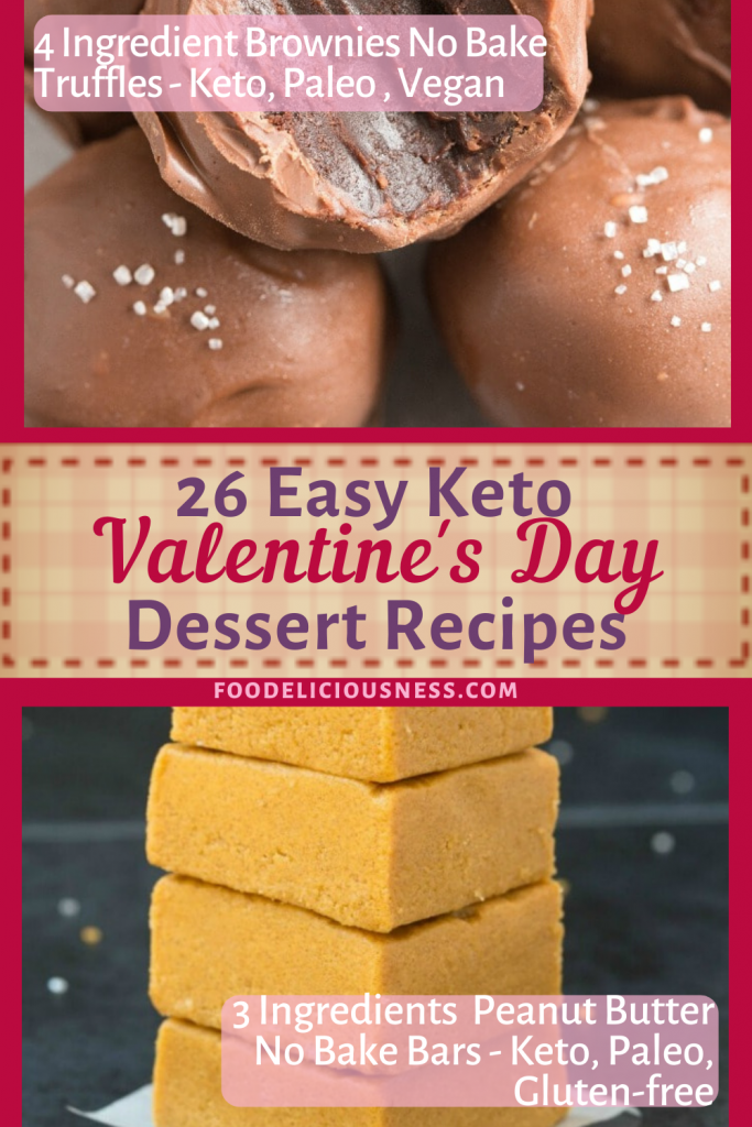 Brownie No Bake Truffles Keto Paleo vegan and Keto Peanut Butter No Bake Bars