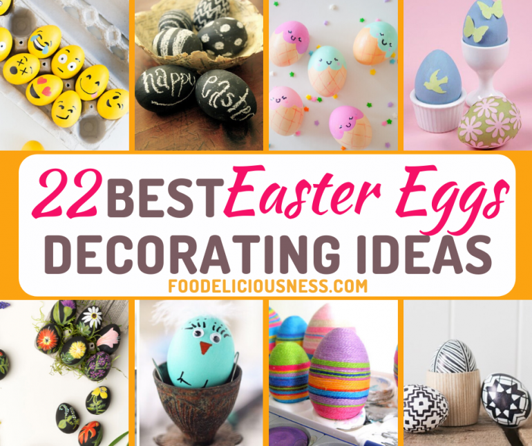 Best Easter Eggs Decorating Ideas
