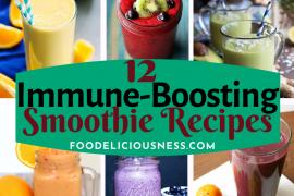 Immune Boosting Smoothie recipes