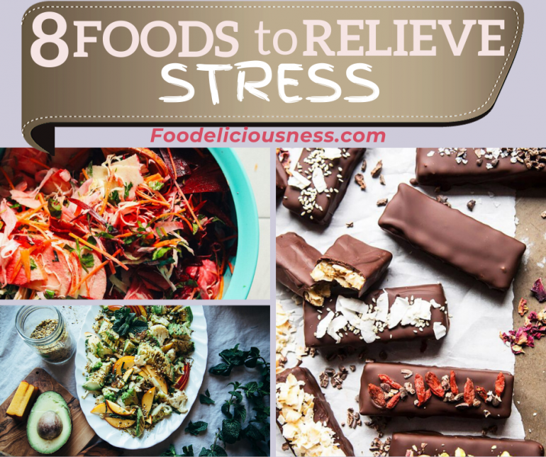 Foods to relieve Stress