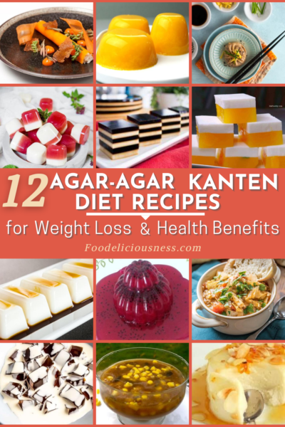Agar-Agar Kanten Diet Recipes are surprisingly healthy foods and diet that you will surely enjoy. Some may have known this already and some may have mistaken this as Gelatin because they almost look the same when prepared. These Agar-agar recipes are surely something to look at. #AgaragarKantendiet #agaragarkanten recipes @Foodeliciousness