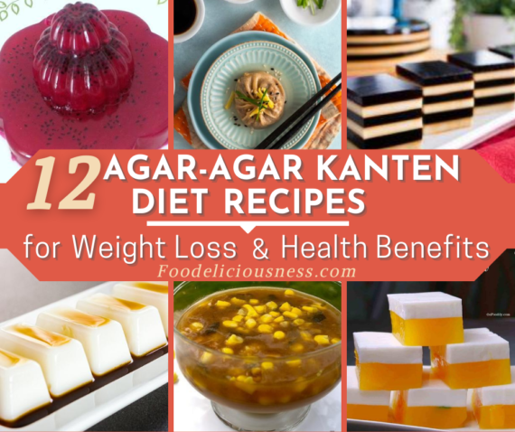 Agar Agar Kanten Diet Recipes