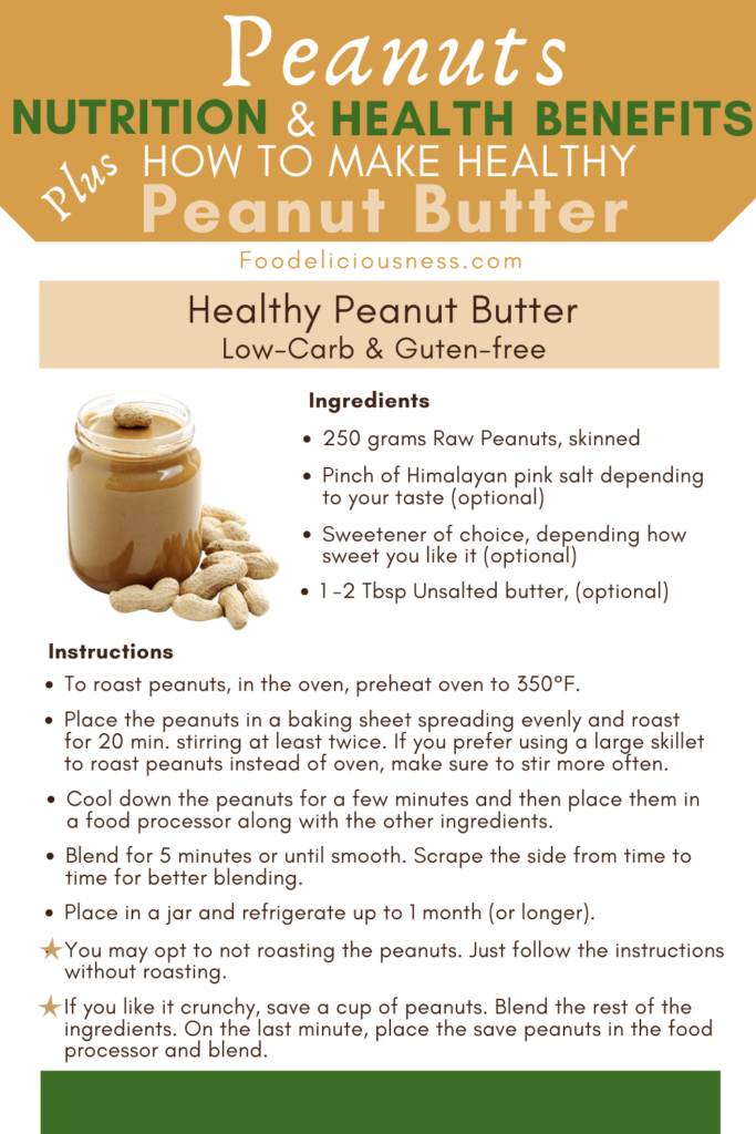 Low-Carb Keto Peanut Butter recipe 3