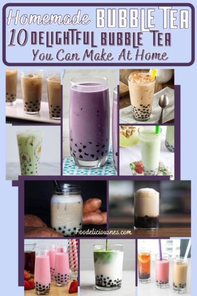 Homemade Bubble Tea Recipes are hitting the internet search engine nowadays. A lot of people are into it especially the young ones. Bubble Tea is also called Bubble Milk tea, Boba Milk tea, Tapioca Pearl Milk Tea, or Pearl Milk tea. Bubble Milk Tea is originated in Taiwan in the 1980s. The ingredients are blended with ice and then tapioca pearls are added before serving. #Bubblemilktearecipes #Bobamilktearecipes #Tapiocamilktea #Pearlmilktea @Foodeliciousness