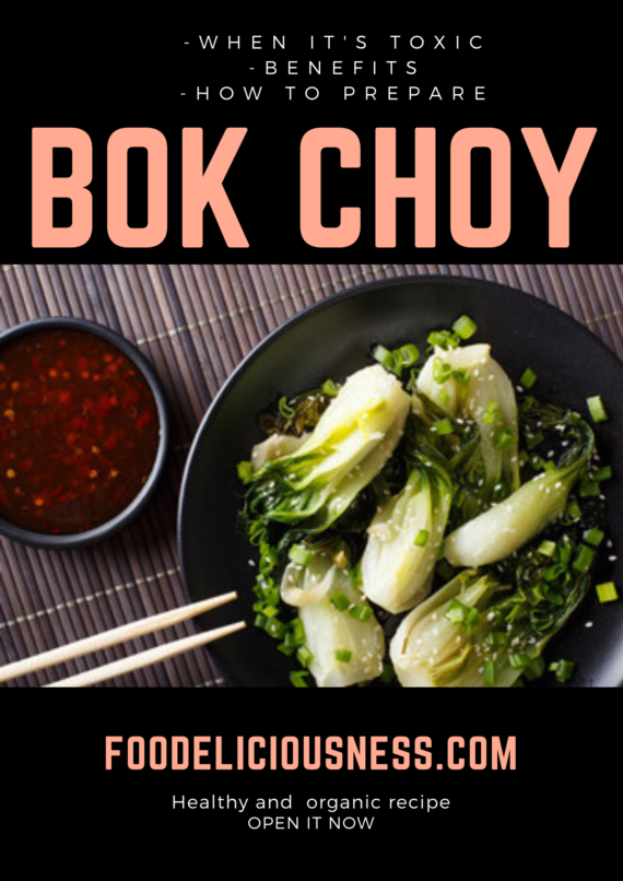 bok choy benefits and recipe
