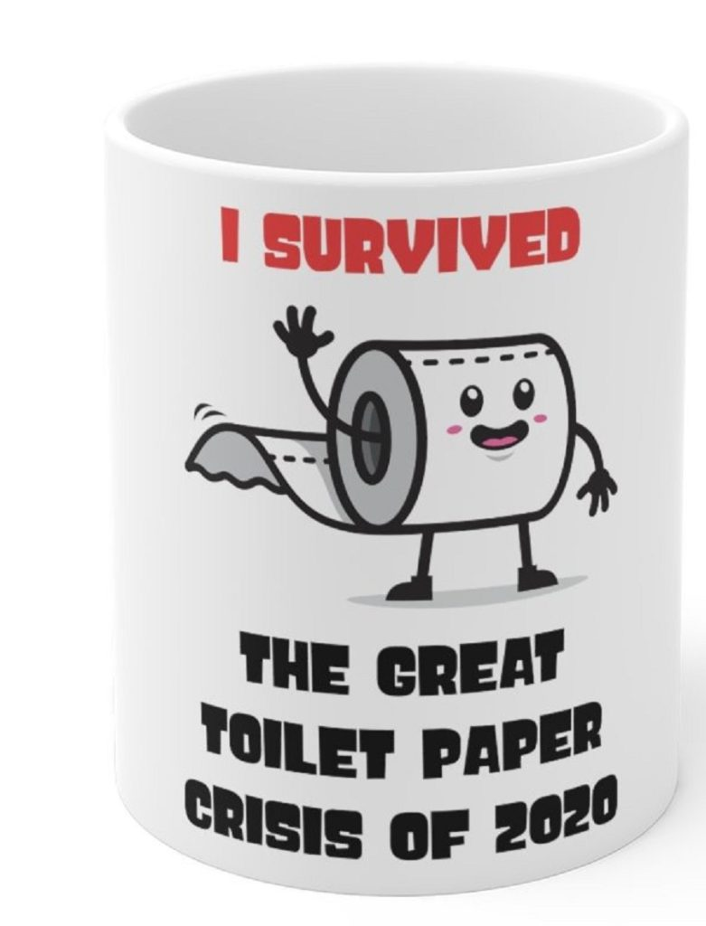 coffee quotes for mugs New Year Coffee Quotes toilet papper crisis
