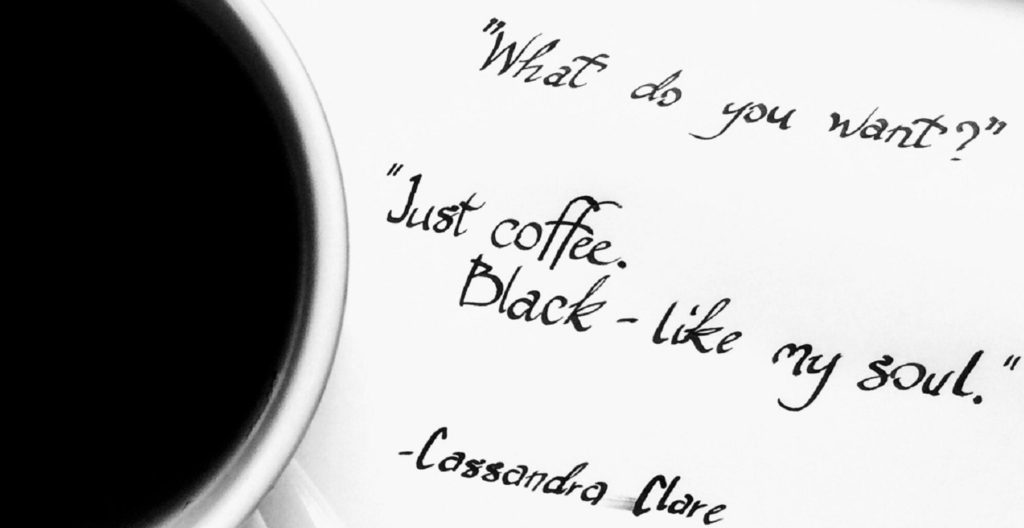 coffee quotes love