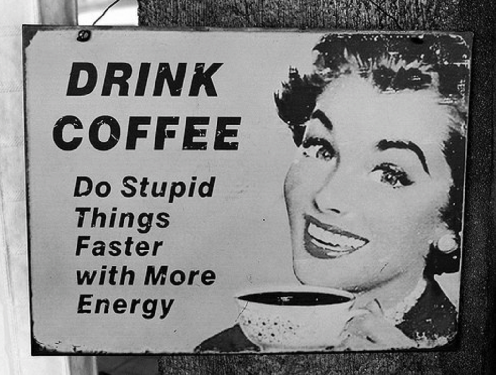 drink coffee quotes