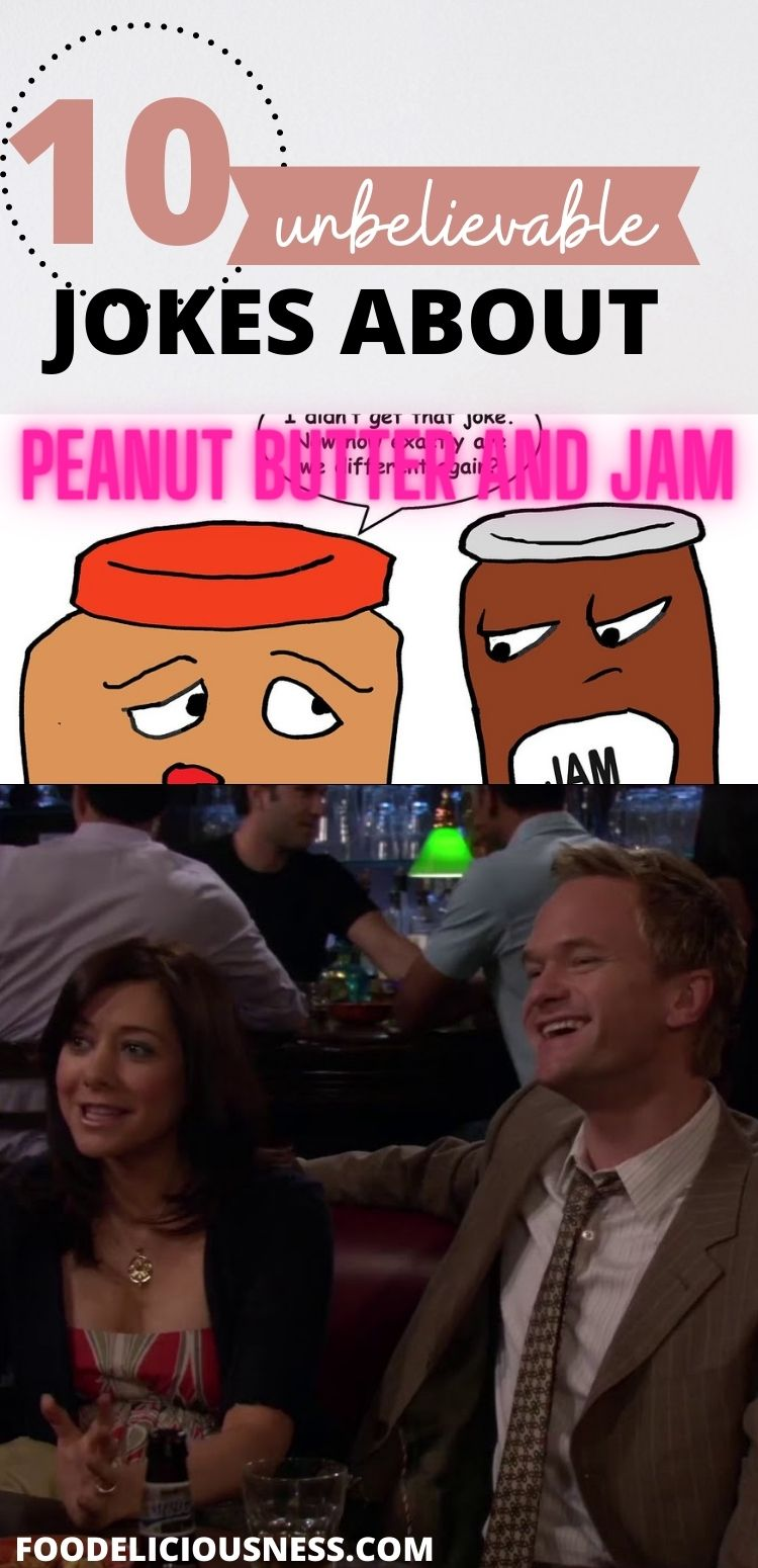 peanut butter and jam joke