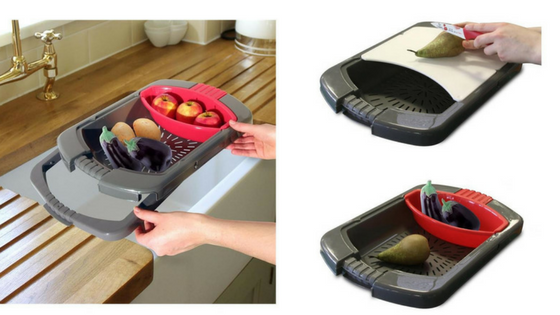 Innovative kitchen accessories