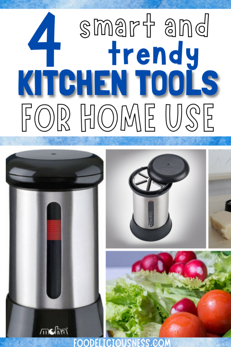 Kitchen Tools Review- 4 smart kitchen gadgets for home