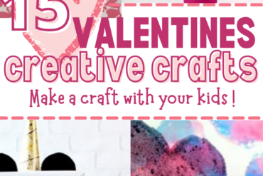 Make a craft with your kids and they will love you – Valentine's Day Crafts for Kids