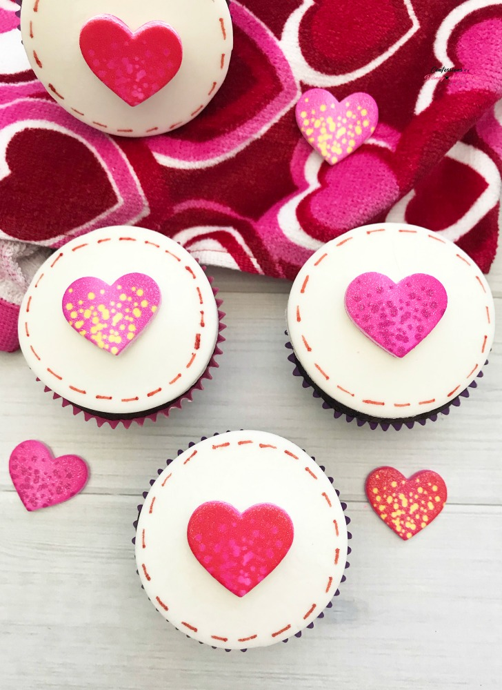 Valentine's Cupcakes pinterest ideas – Decorate Cupcakes for Valentine's Day