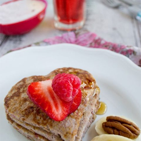 Valentine's Day Cute  Breakfast Recipes for Kids – they won't protest